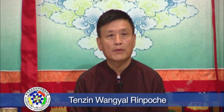 YOGA DO SONHOS E DO SONO - GESHE TENZIN WANGYAL RINPOCHE